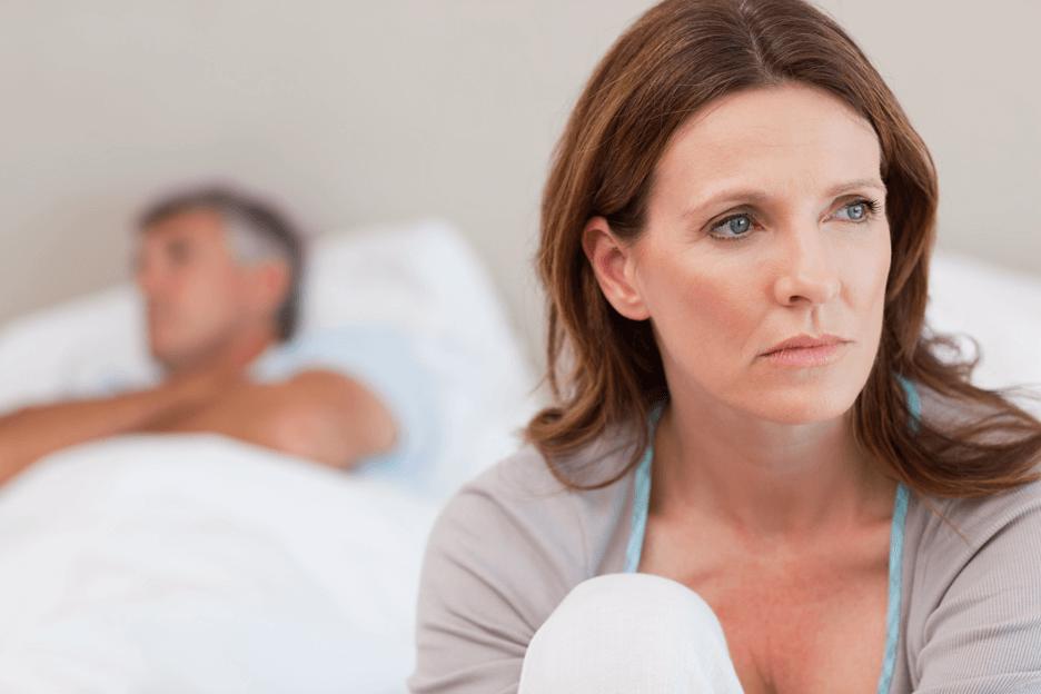 A married couple consider the impact of a marital affair